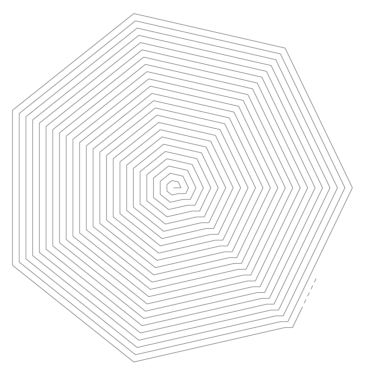Heptagonal-spiral-layer6