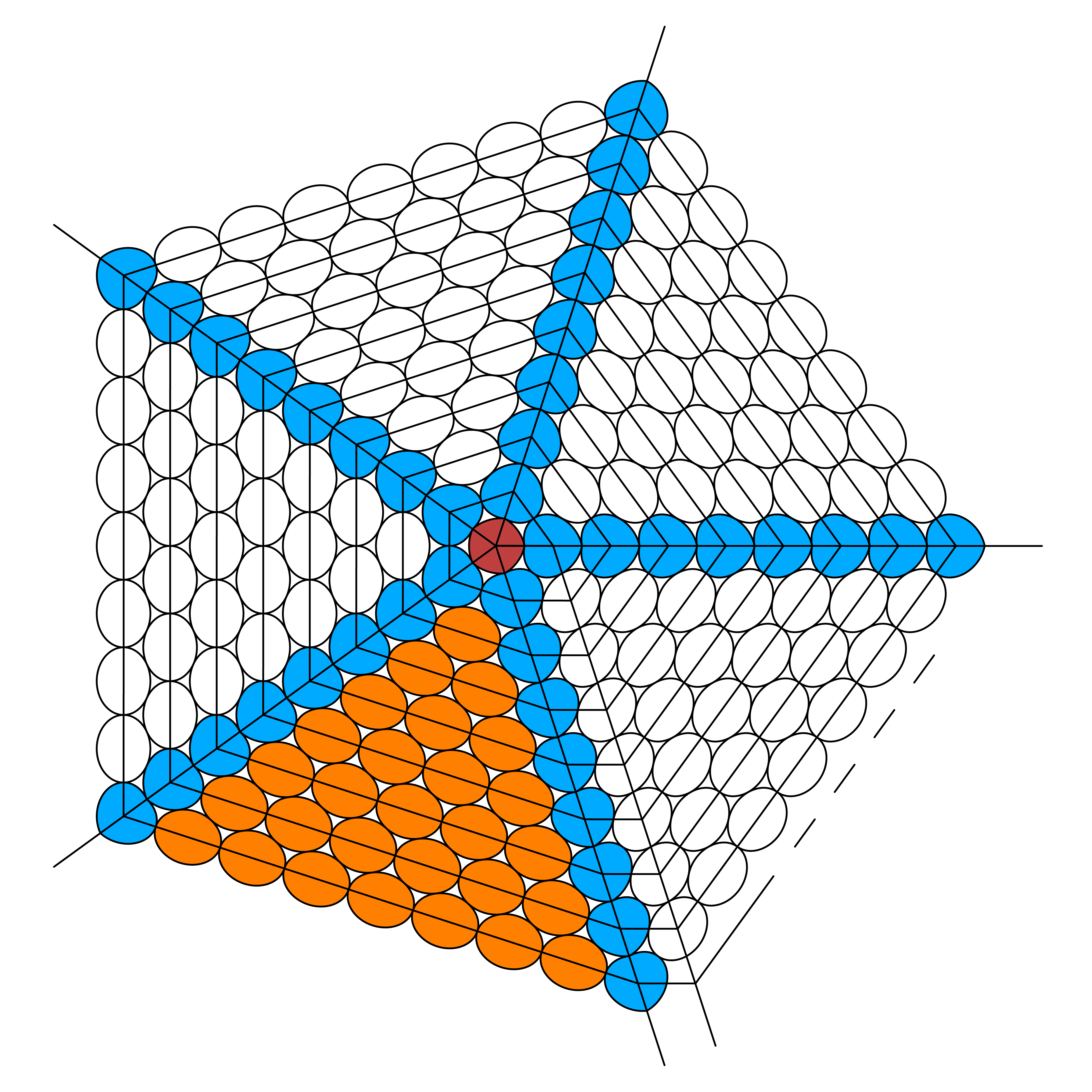 pentagonal-spiral